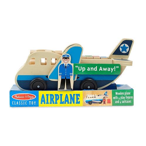 מטוס מעץ