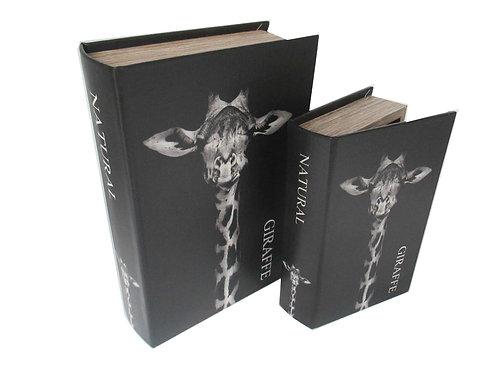 ספר קופסה ג'ירף קטן
