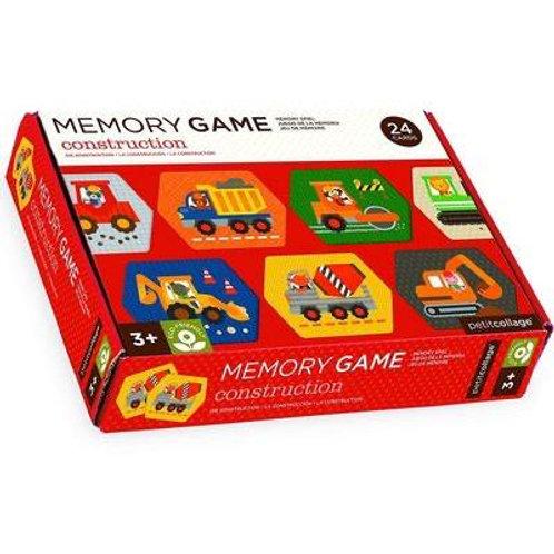 משחק זיכרון כלי בנייה