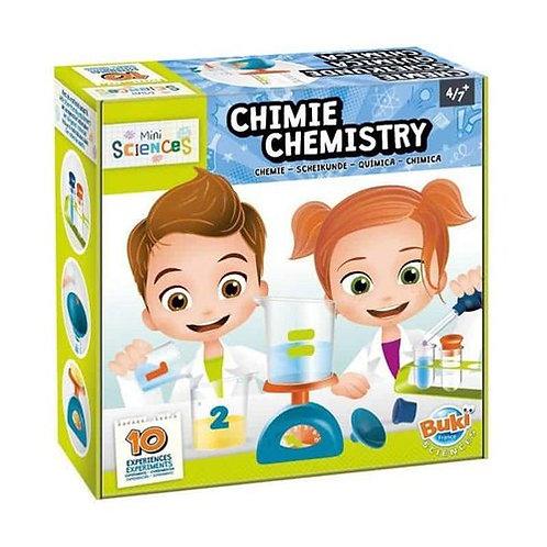ערכת ניסויים בכימיה - 10 ניסויים
