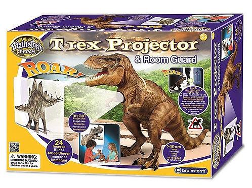 סט מקרן דינוזאורים מבית בריינסטורם