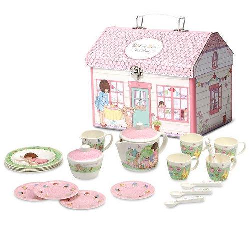 סט אוכל 19 חלקים: Belle & Boo - Tea Set