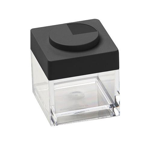 קופסת אחסון מודולרית לגו - שחור