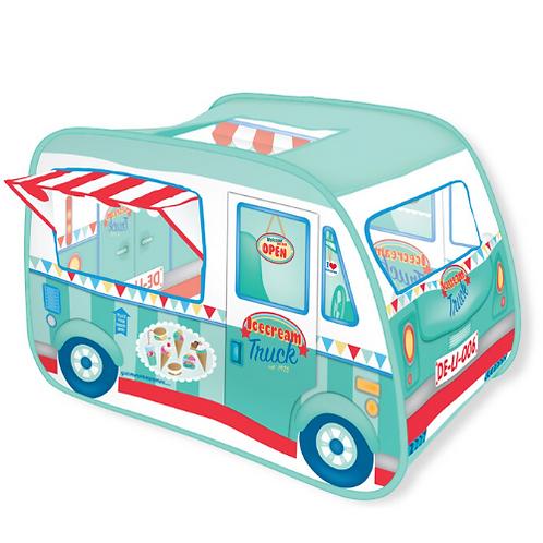 אוהל – אוטו גלידה
