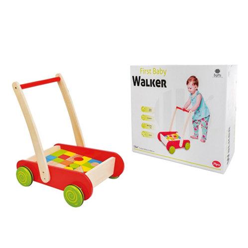 FIRST BABY WALKER