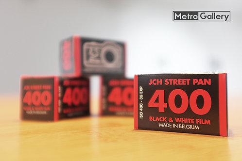 Japan Camera Hunter JCH StreetPan 400 Film 35mm 36exp