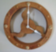 flywheel clock