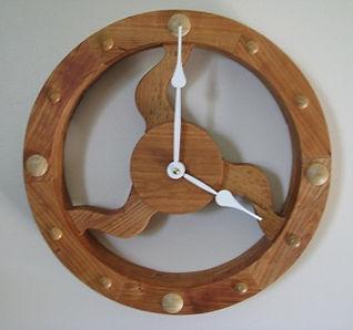 flywheel clock