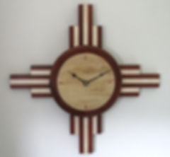 southwest wall clock