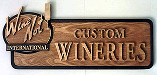 wine not wineries sign
