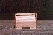 tambour bread box