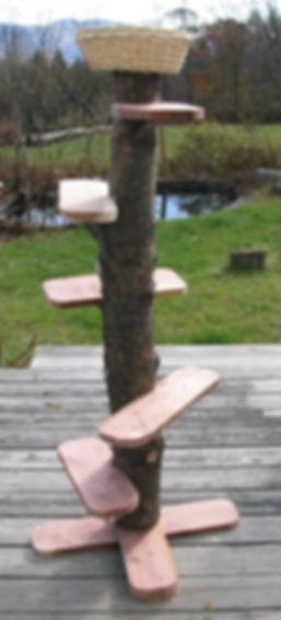 hemlock & cedar cat tree