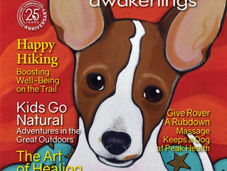 I'm Published! Well, sort of - I'm IN the Magazine Anyway