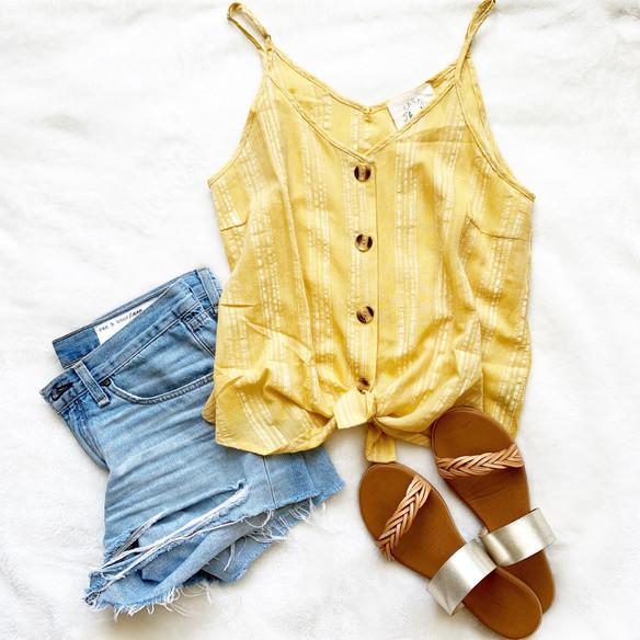 Summer Style: Simple Basics