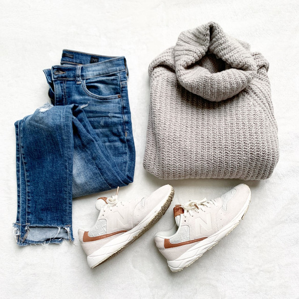 Cozy Knits + Pieces