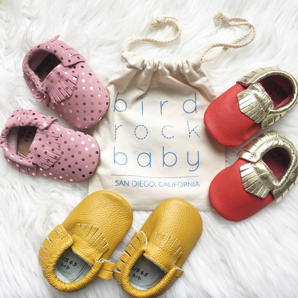 Baby Moccasins & Giveaway!