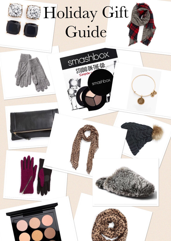 Thee Holiday Gift Guide {2016}