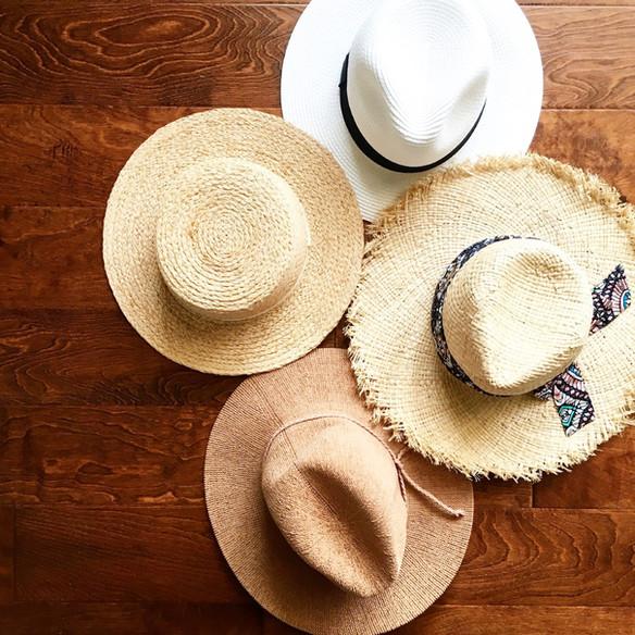Summer Hats Under $15