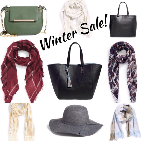 Winter Accessories {Sale!}