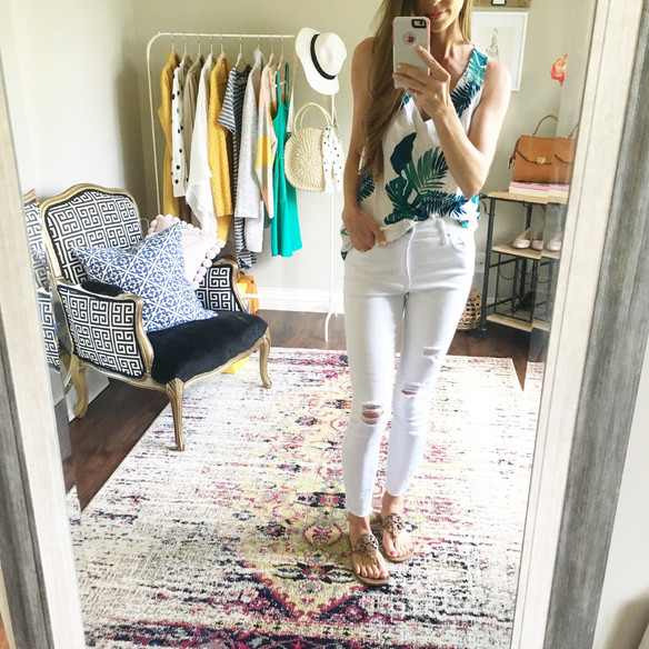 Summer Tops + More