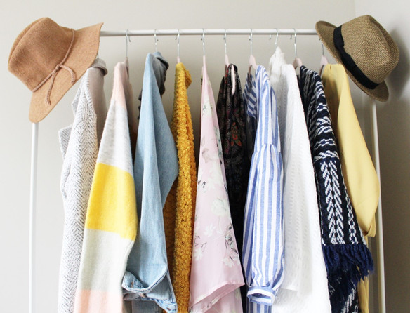 Spring Style: What's In My Closet