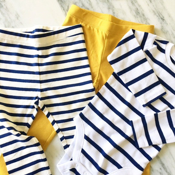 Basic Fall Pieces for the Littles
