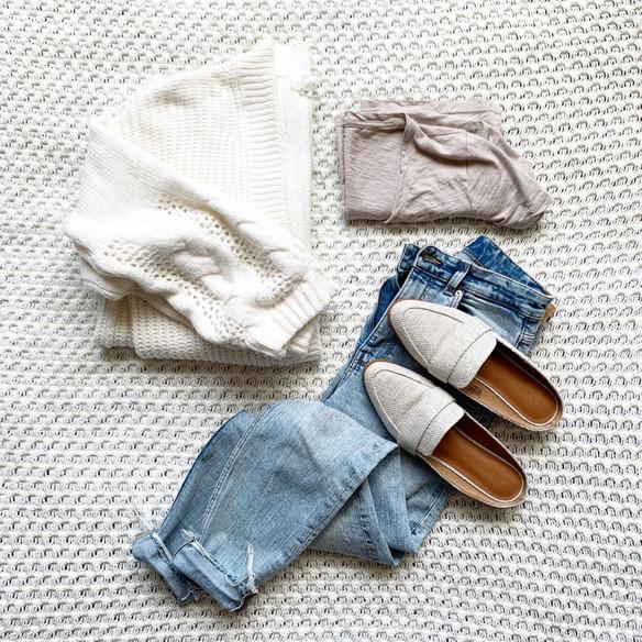 Cozy Spring Basics