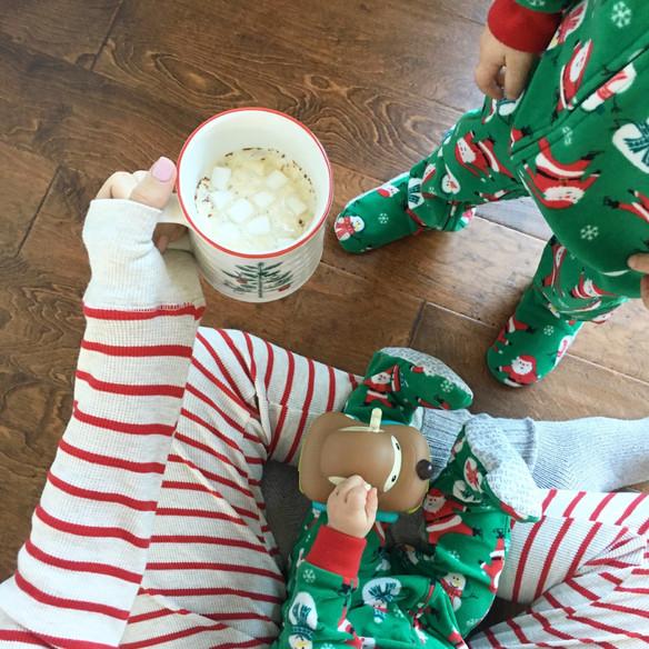 Christmas Jammies for All!