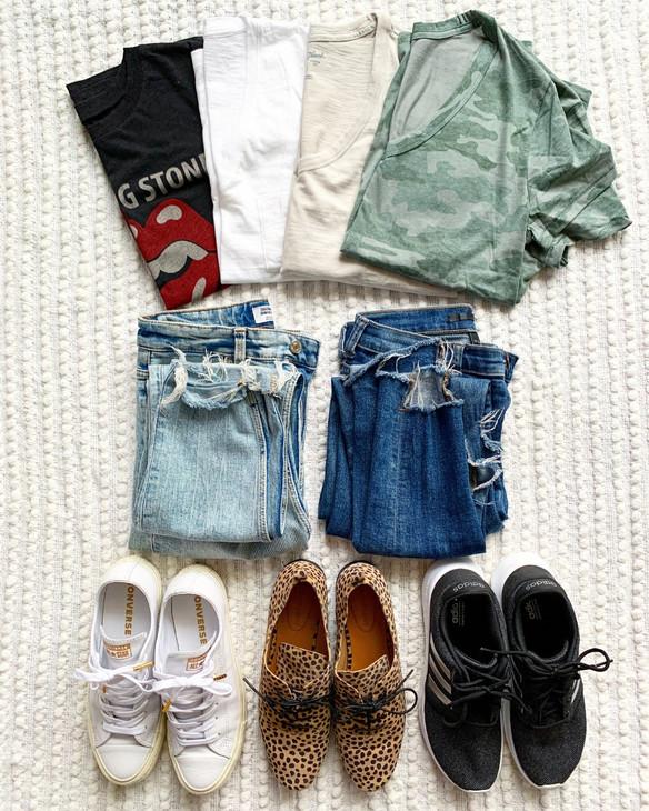 Travel Style: Capsule Wardrobe