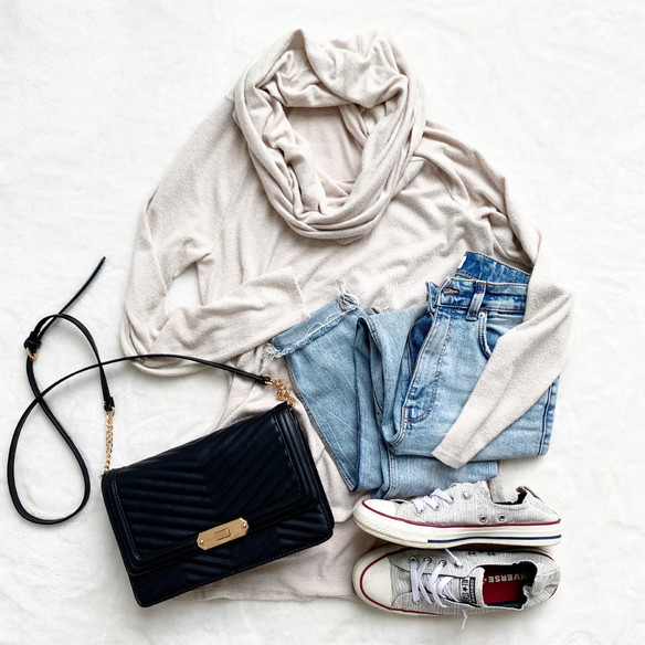Weekend Knits + Basics