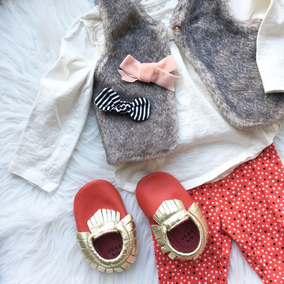 A {Little} Valentine's Day Outfit Inspiration
