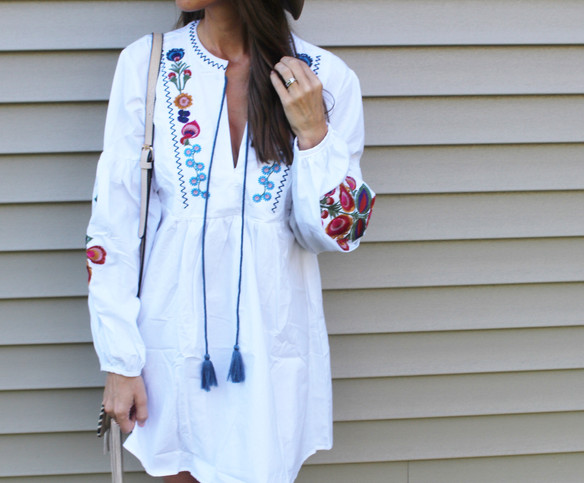 Gorgeous Embroidered Dresses