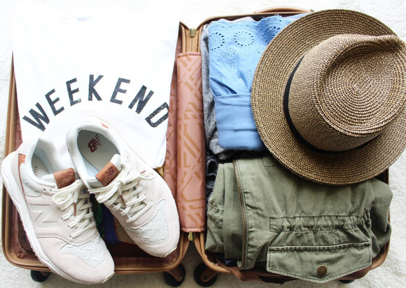 Travel Light: Vacation Packing