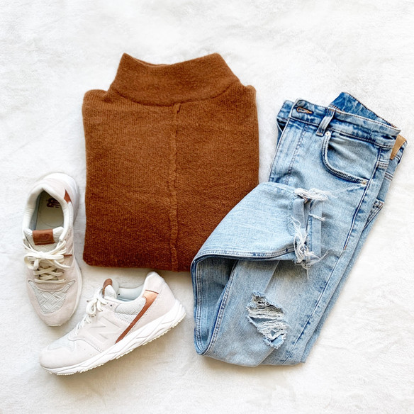 Casual Knits + Staples