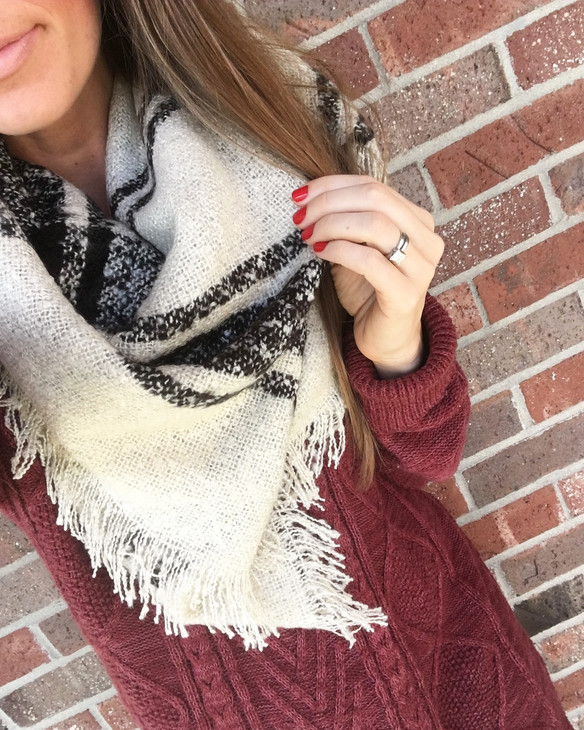 Thee Neutral Scarf SALE