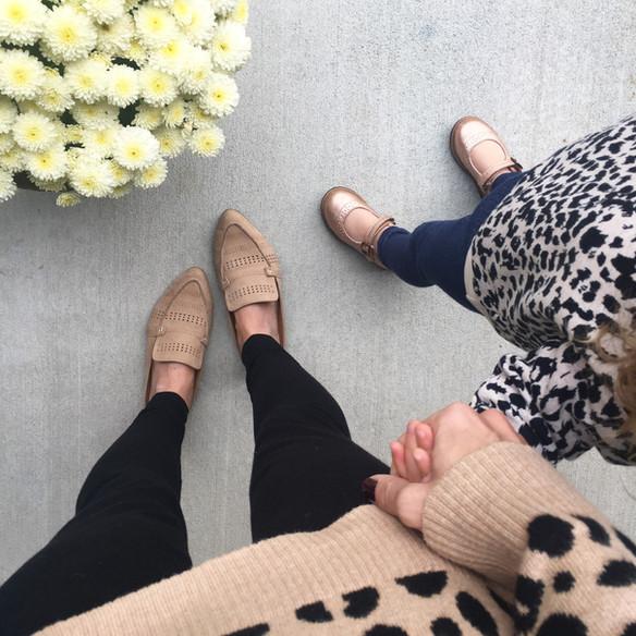 Mama + Mini Leopard Look
