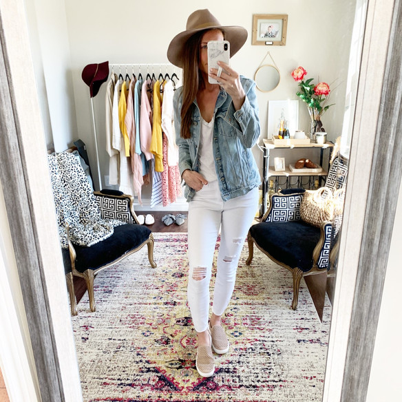 Denim Jackets Under $45
