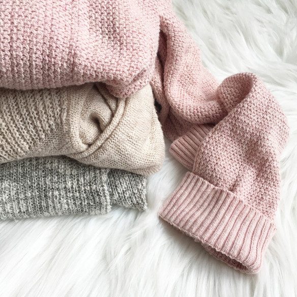 Warm + Cozy Layers
