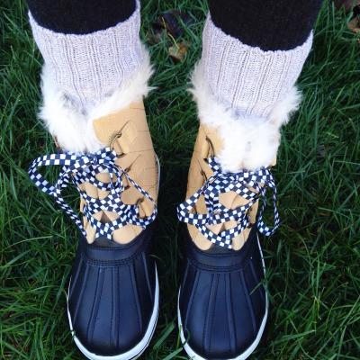 Winter Boot Fashion