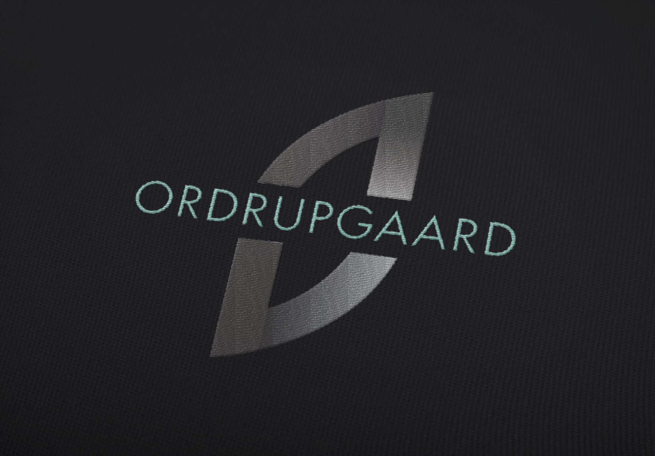 OGEmbroidered Logo MockUp