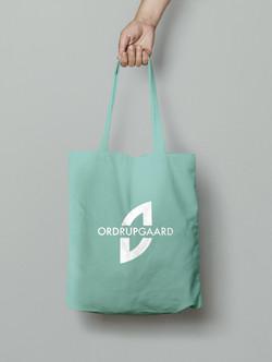 WonBlueCanvas Tote Bag MockUp
