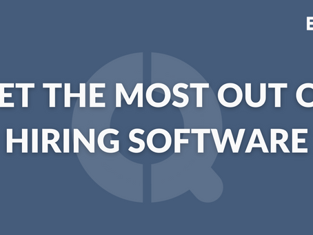 Get the most out of hiring softwares