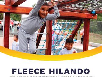 FLEECE HILANDO