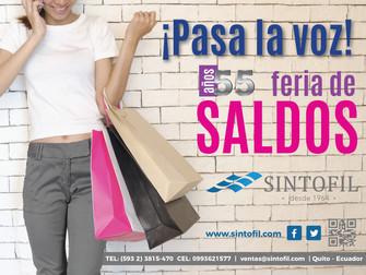 FERIA DE SALDOS