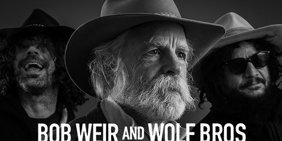 Bob Weir and Wolf Brothers
