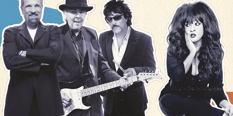 FELIX CAVALIERE AND GENE CORNISH'S RASCALS – FEATURING CARMINE APPICE ON DRUMS WITH SPECIAL GUESTS RONNIE SPECTOR & THE