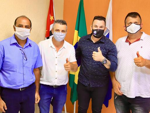 CDL MAUÁ BUSCA APOIO DE VEREADORES PARA PAUTA PRÓ LOJISTAS.