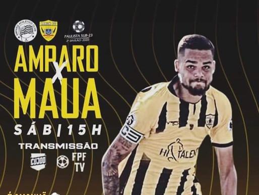 Hoje Mauá FC encara o Amparo pelas oitavas de final do campeoanto paulista