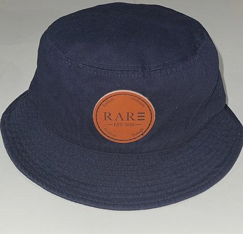 R.A.R.E Navy Unisex Sportsman Bucket Cap