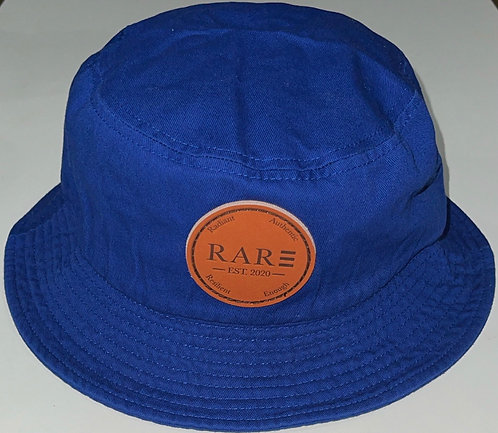 R.A.R.E Royal Unisex Sportsman Bucket Cap